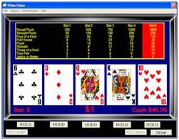 strategie video poker